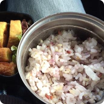 古代米入雑穀米
